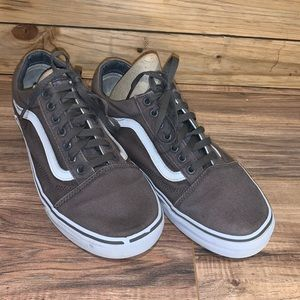 Vans Skater Sneaker Shoes Size 11.5